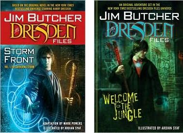 2009-07-06-storm-front-and-welcome-to-the-jungle-by-jim-butcher