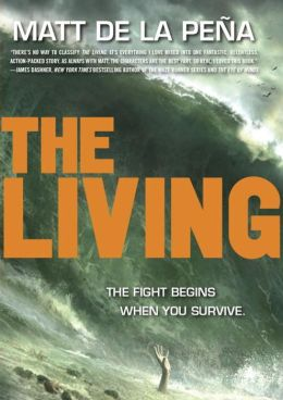 2013-12-02-weekly-book-giveaway-the-living-by-matt-de-la-pena