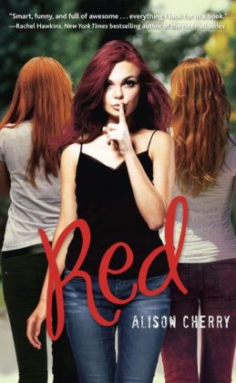 2013-12-09-weekly-book-giveaway-red-by-alison-cherry