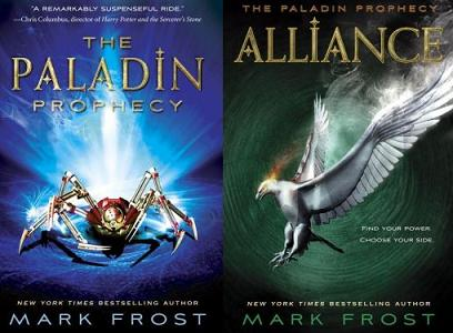 2014-02-24-weekly-book-giveaway-the-paladin-prophecy-and-the-paladin-prophecy-alliance-by-mark-frost