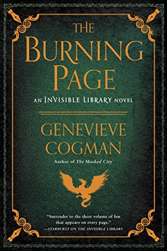 2017-01-30-the-burning-page-by-genevieve-cogman